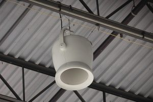 ZOO Fans for Airport Maintenance Buildings
