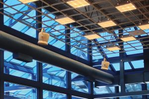 Destratification Fans for the Hospitality Industry