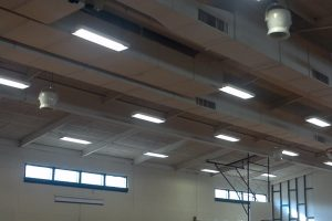ZOO Fans for Indoor Sports Buildings