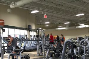 Fans for Fitness Clubs and Gyms
