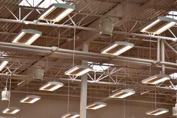 Destratification Fans for School Athletic Facilities