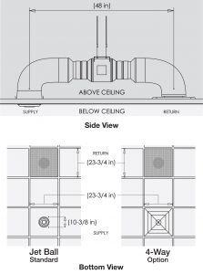 IC15AC technical drawing