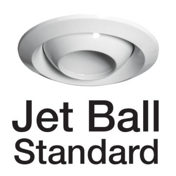 Jet Ball Standard for Drop Ceilings
