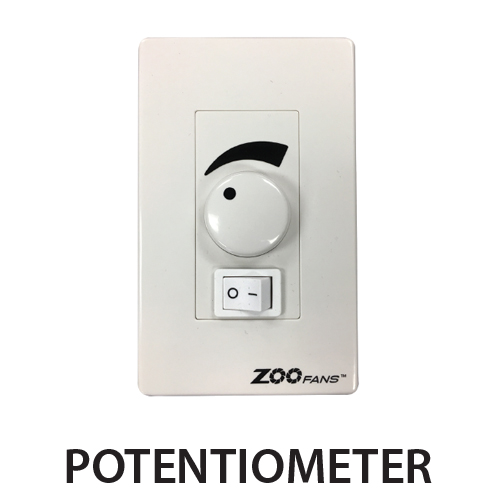 ZOO Fans AVS 7.5 Potentiometer