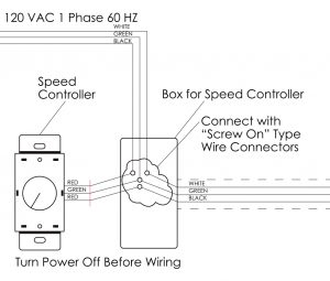 VS-5A and VS-10A Wiring Example