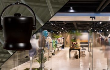 destratification fans for retail environments